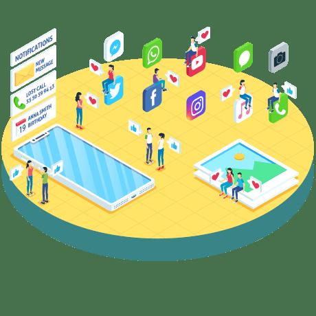 Social Media Marketing Management- Bahavi Digital